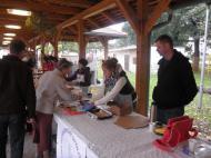 Dni jabĺk v Stupave -10-2012